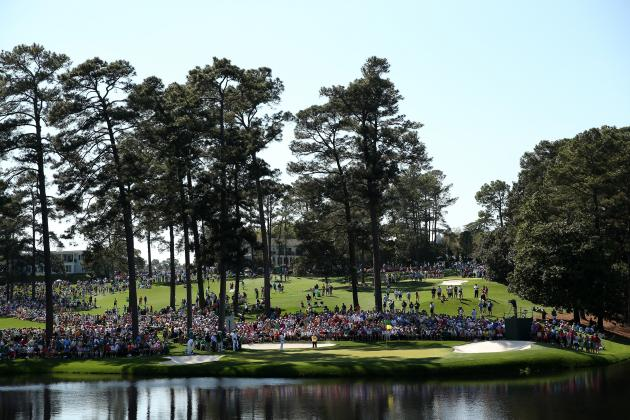 The Masters: Underdog Pairings to Watch on Thursday and Friday