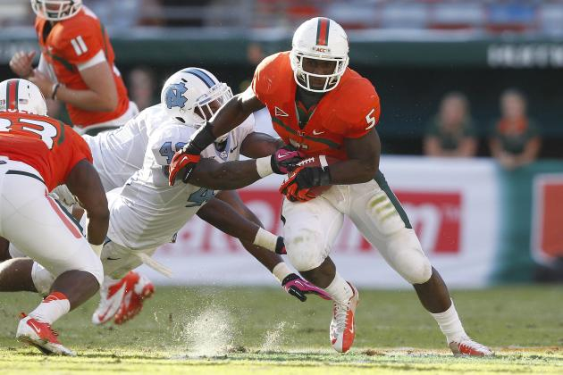 Miami Football: Week 6 Spring Practice Stock Report