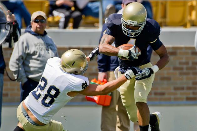 Notre Dame Football: 5 Key Players for the Blue-Gold Game