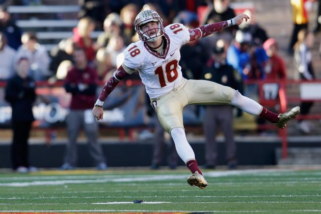 Dustin Hopkins: Video Highlights for Former Florida State K