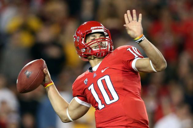 The Biggest Sleeper at Every Position in the 2013 NFL Draft
