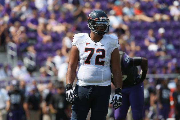 Oday Aboushi: Video Highlights for Former Virginia OT