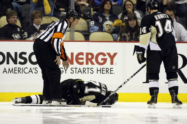 Pittsburgh Penguins Power Rankings: 5 Most Injury-Prone Players in Club History