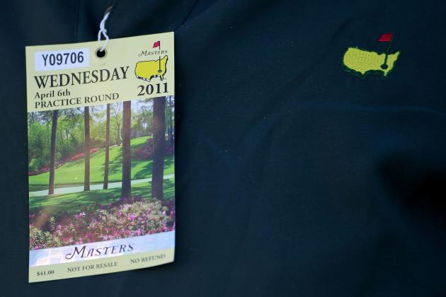 Masters 2013 Tickets: 10 Things You Can Buy Instead of Overpriced Weekend Badges