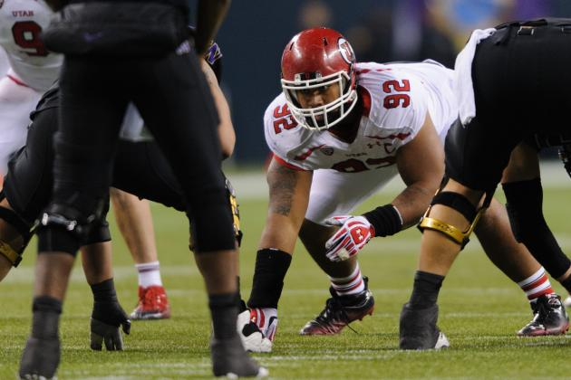 Star Lotulelei: Video Highlights for Former Utah DT