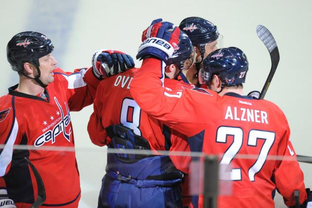 5 Weaknesses Hurting the Washington Capitals' Chances of Reaching the Playoffs