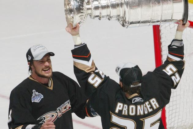 10 Active NHL Stars Who Will Be First-Ballot Hall of Famers