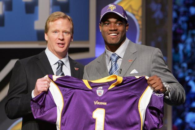 Grading the Minnesota Vikings' Last 10 Drafts