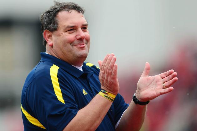 Michigan Football: 4 Recruiting Pitches Brady Hoke Can Use to Defeat Urban Meyer