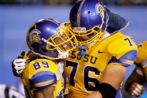 David Quessenberry: Video Highlights for Former San Jose State OT