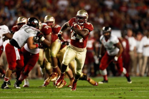 Lonnie Pryor: Video Highlights for Former Florida State FB
