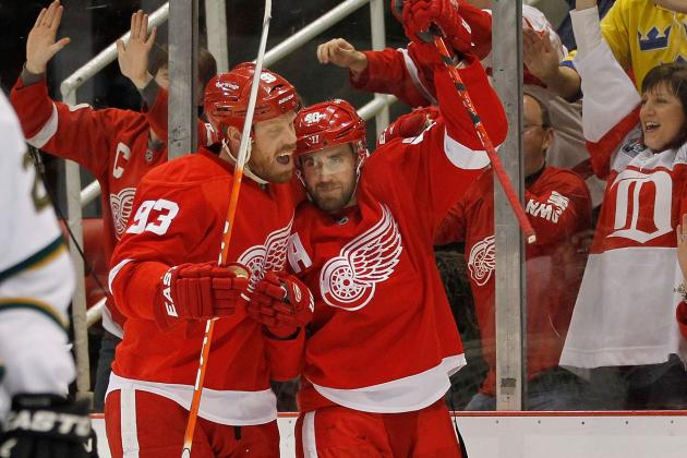 Detroit Red Wings: 4 Players Who Need to Get Hot in Home Stretch