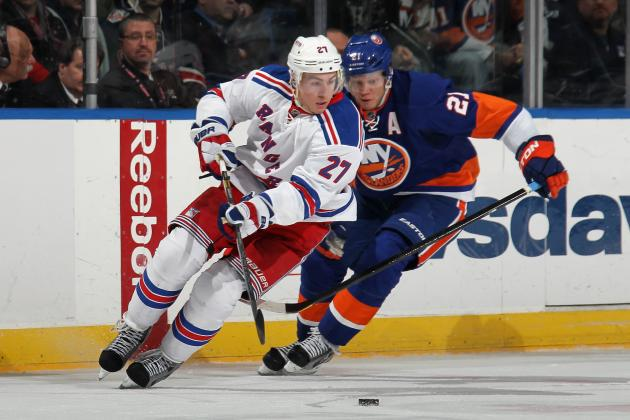 3 Most Important Games Left on New York Rangers' Schedule