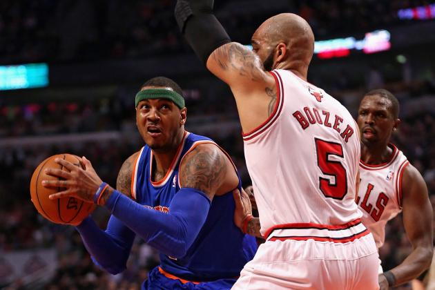 New York Knicks vs. Chicago Bulls: Postgame Grades and Analysis