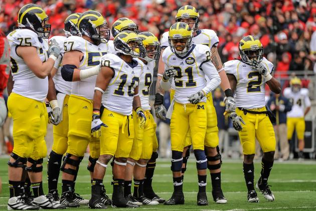 Michigan Football: Week 4 Spring Practice Stock Report