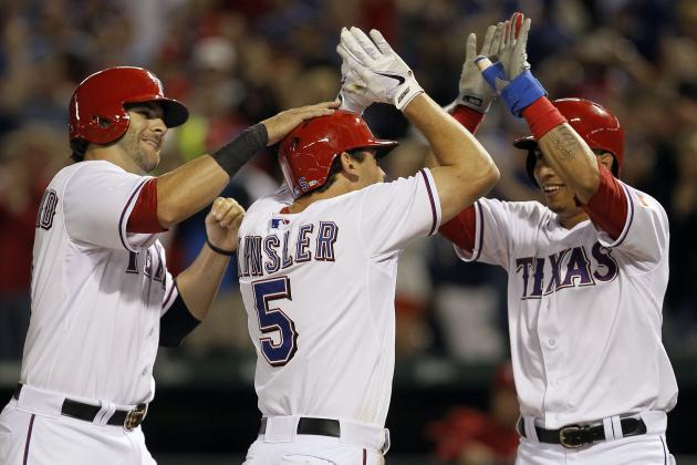 Texas Rangers: Grading Each Position Player After 10 Games