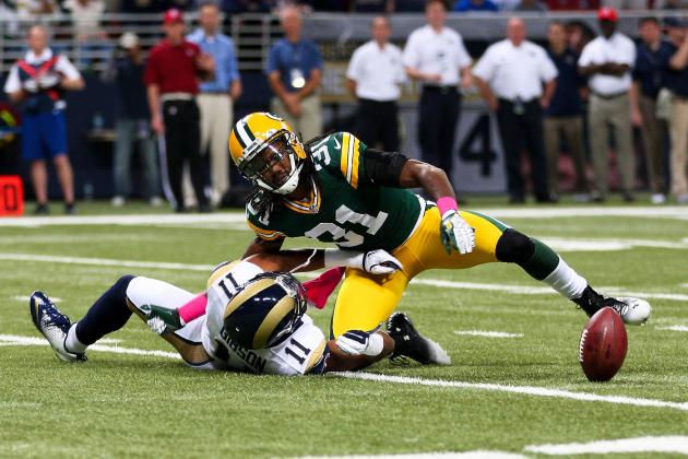 5 Green Bay Packers Players Who Should See Their Roles Expand in 2013