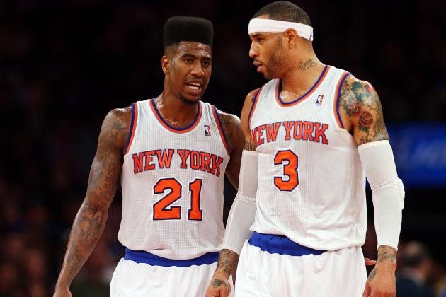Predicting Which NY Knicks Players Will Not Be Back Next Season