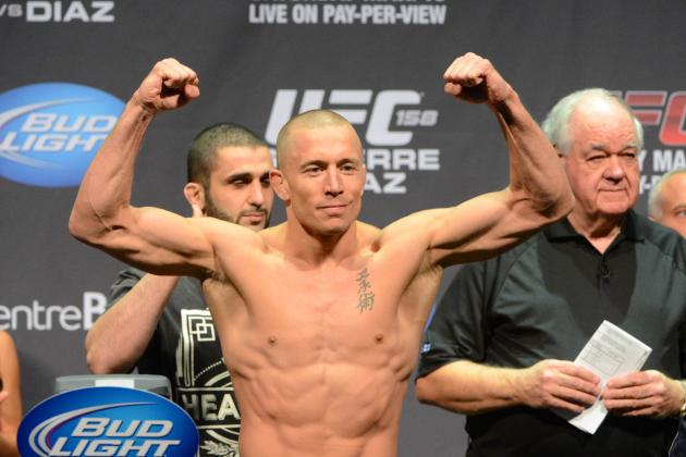 GSP and the 10 Best Tactical Game-Planners in MMA