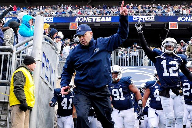 Penn State Football: 6 Reasons 2013 Will Be True Test for Bill O'Brien