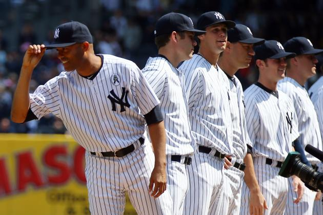 MLB Vets Shockingly Still in the League at the Start of 2013
