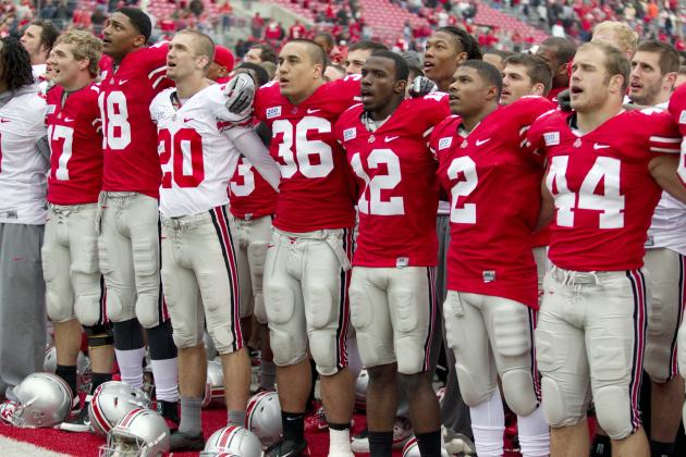 Ohio State Spring Game 2013: Red-White Team Analysis