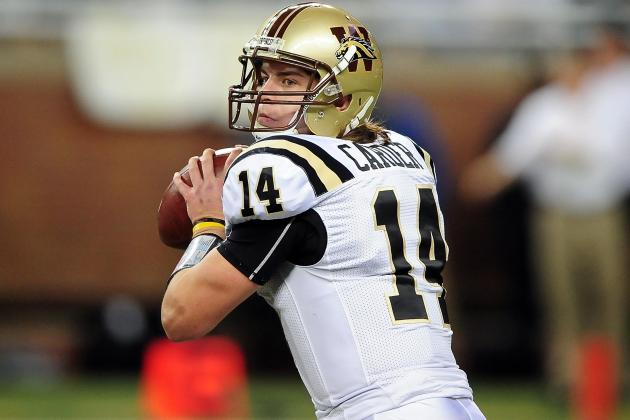 Alex Carder: Video Highlights for Former Western Michigan QB