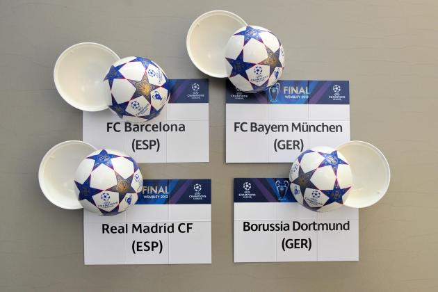 Champions League Semifinals: 10 Interesting Facts You Need to Know