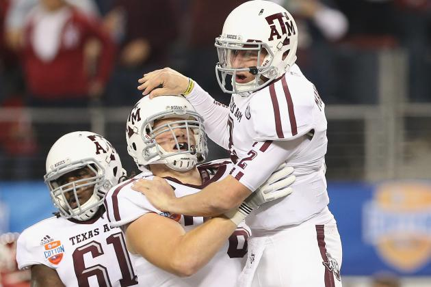 Texas A&M Spring Game 2013: Maroon and White Game Team Analysis