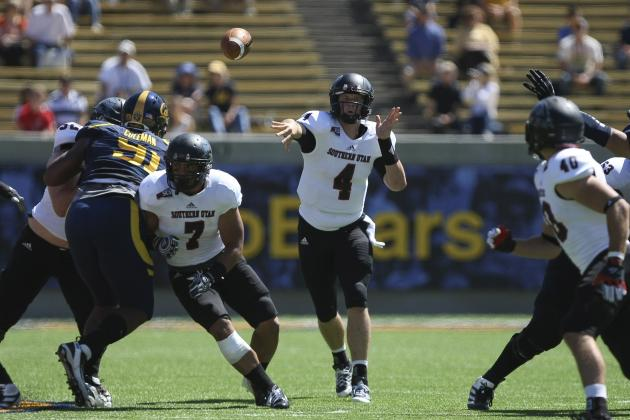 Brad Sorensen: Video Highlights for Former Southern Utah QB