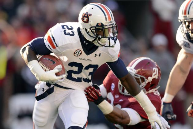Onterio McCalebb: Video Highlights for Former Auburn RB