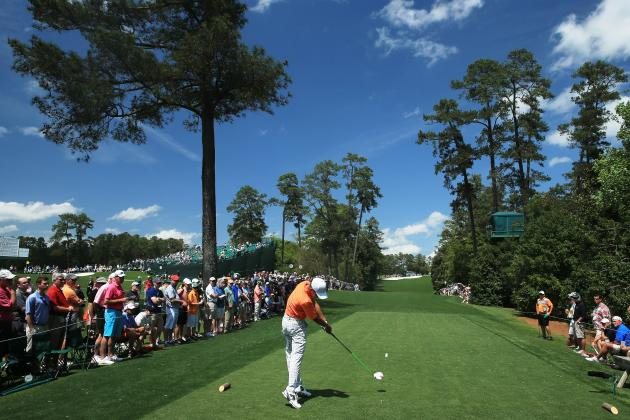 Masters Field 2013: Golfers to Watch on Day 3