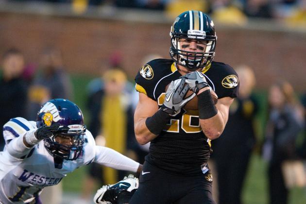 T.J. Moe: Video Highlights for Former Missouri WR