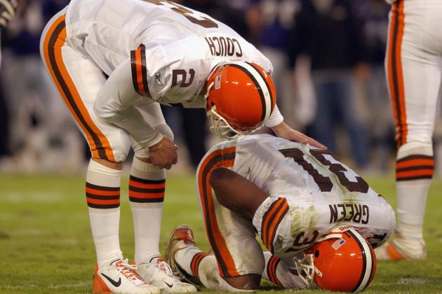 Cleveland Browns: Worst Draft Picks Since 1999, Every Round