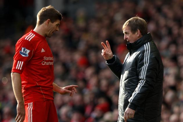 Steven Gerrard vs. Kenny Dalglish: Scoring the Battle of Liverpool Legends