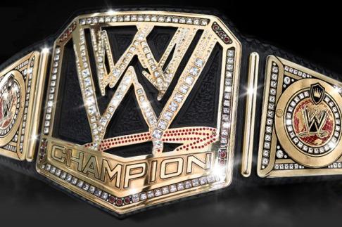 Alternative WWE Title Designs Revealed