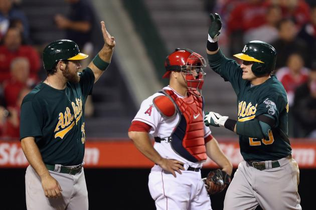 Oakland A's: 5 Things We Learned from Series Versus Los Angeles Angels