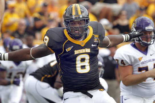 Jamie Collins: 5 Things You Need to Know About the Southern Miss OLB