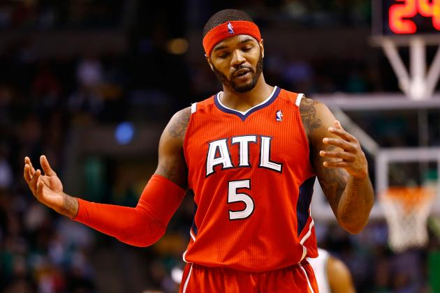NBA Players Who Can't Wait for 2012-13 Season to End