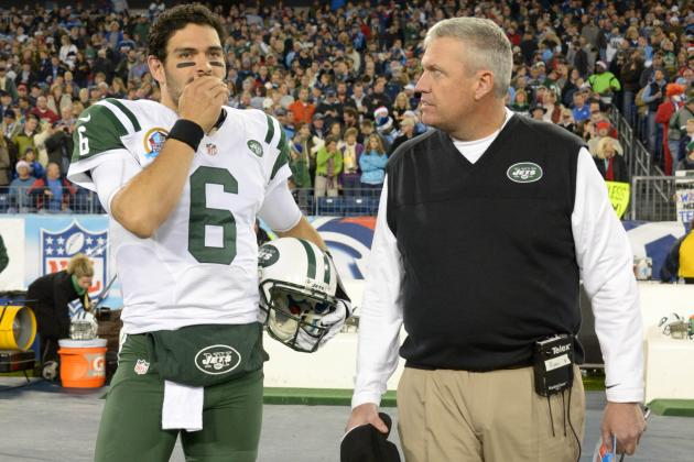 Power Ranking New York Jets' 2013 Schedule from Easiest to Hardest Games