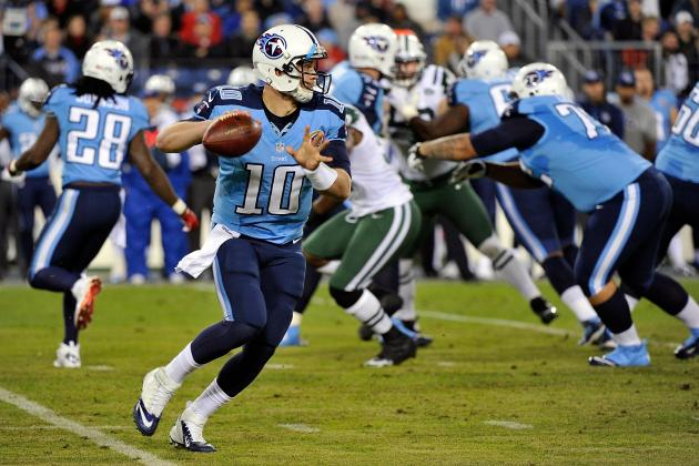 Power Ranking Tennessee Titans' 2013 Schedule from Easiet to Hardest
