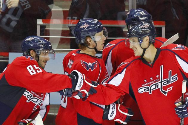 Ranking the 3 Most Underrated Players on the Washington Capitals