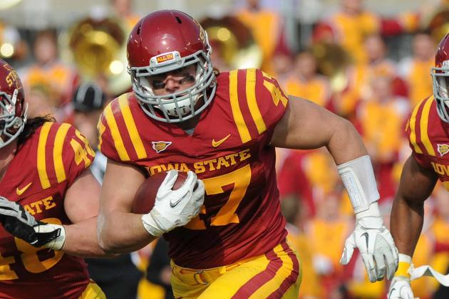 A.J. Klein: Video Highlights for Former Iowa State ILB
