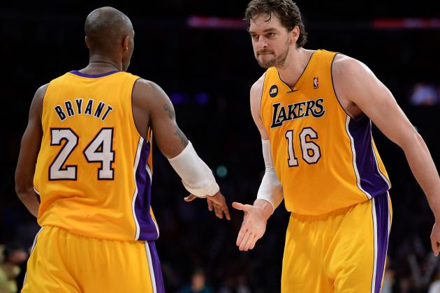6 NBA Stars LA Lakers Could Be Poised to Target in Wake of Kobe Bryant's Injury
