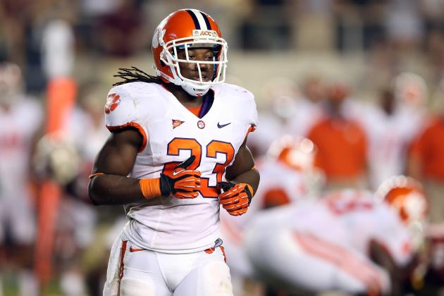 Andre Ellington: 5 Things You Need to Know About the Clemson RB