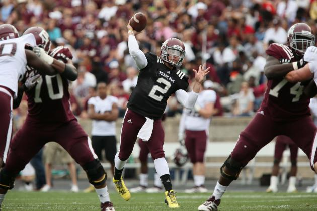 Texas A&M Football: Winners and Losers from 2013 Maroon and White Game
