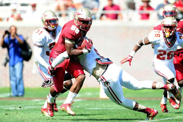 Florida State Football: Winners and Losers from Seminoles' 2013 Spring Game
