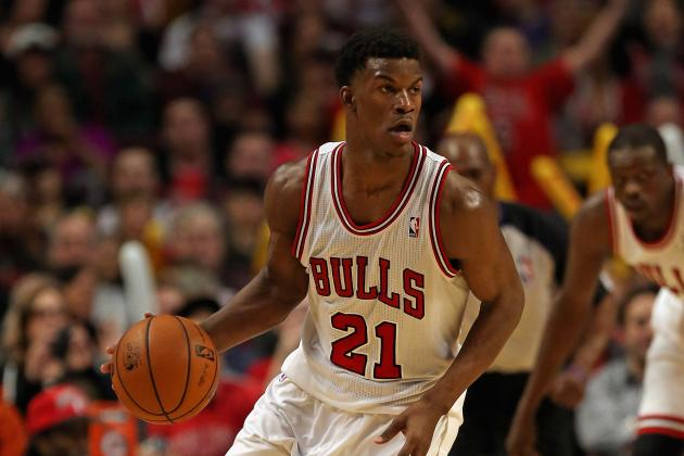 Projecting Chicago Bulls' Playoff Rotation