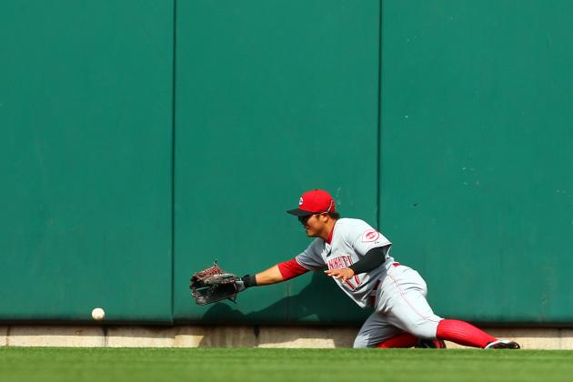 Mid-April Grades for Every Cincinnati Reds Position Player