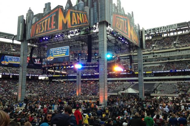 WWE WrestleMania XXIX Live Report from the Kings of Sport